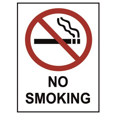 No Smoking Short Essay